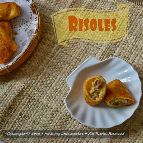 Wajan Risoles from my kitchen risoles