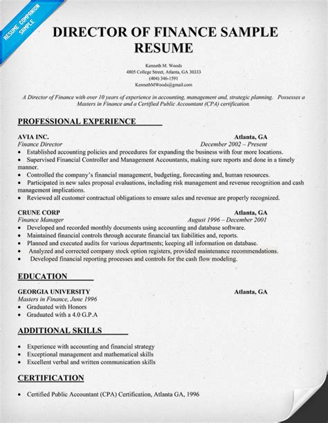 resume template finance resume template qualifications dental vantage dinh vo dds