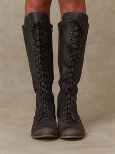 lace up boot regiment lace up boot