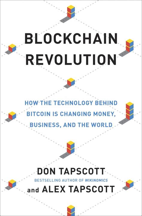 bitcoin and blockchain for baby boomers books blockchain revolution 2016 don tapscott