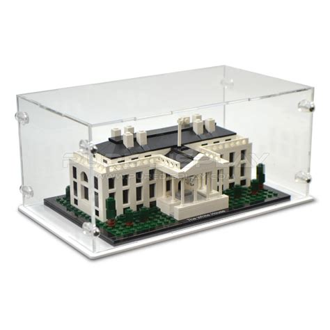 lego architecture 21006 white house display