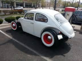 1963 VW Beetle Bug rat rod street rod hot rod volksrod historic custom cheap fun