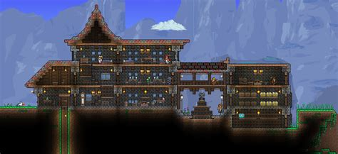 terraria houses simple terraria house ideas www imgkid com the image kid has it