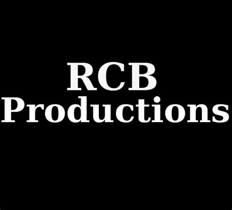 rcb october 2012 rcb productions rcbproductions twitter