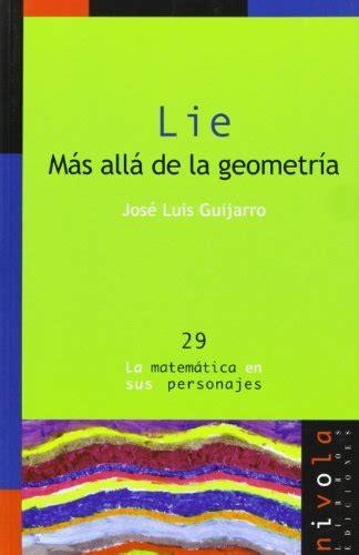 libro the lie of the leer libro lie m 225 s all 225 de la geometr 237 a descargar libroslandia