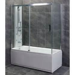 da vasca da bagno a doccia vasca da bagno con chiusura in vetro sayproxy info