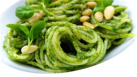 Pesto Pasta Recipe with Basil Pesto   Simple. Tasty. Good.