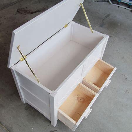 diy drawer organizer nursery home dzine home diy storage chest or toybox for nursery