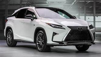all new lexus rx debuts in new york car24news