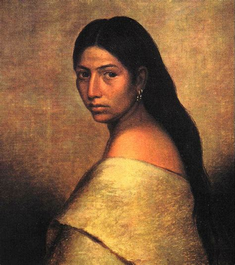 ebony french lady american indian moons