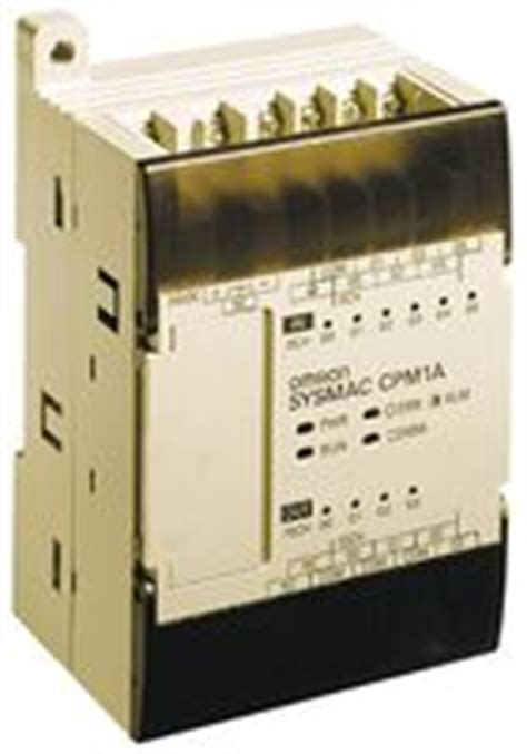 Plc Omron Cpm1a 20cdr A V1 cpm1a 20cdr a v1 omron industrial automation plc cpm1a series micro 12 inputs 8 relay