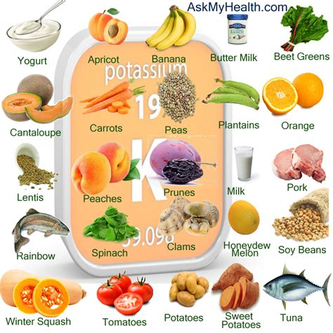 vegetables rich in potassium 41 foods high in potassium total list of potassium rich foods