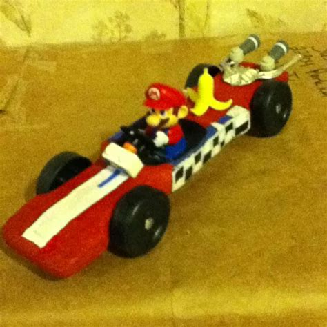 mario kart pinewood derby template my sons design mario pinewood derby car cub scouts