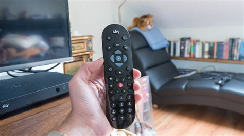 sky  mini review hardware interface  remote control