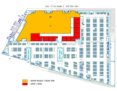 entertainment centre floor plan june rec moscow mytishchi retail and entertainment centers