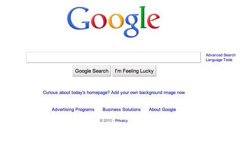 google web wallpaper google kills its homepage background image experiment