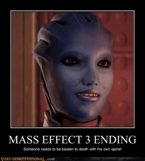 Meme Effect - image 268058 mass effect 3 endings reception know