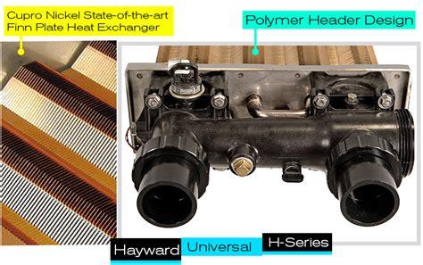 hayward heater wiring diagram h series free