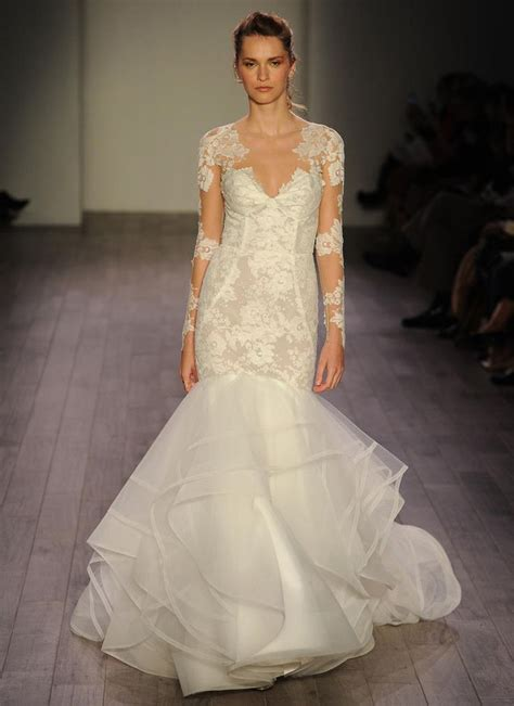 hayley paige wedding dresses 2016 hayley paige shows lively feminine wedding dresses for