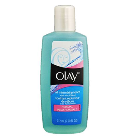 Toner Olay olay minimizing toner witch hazel normal skin 212ml ebay