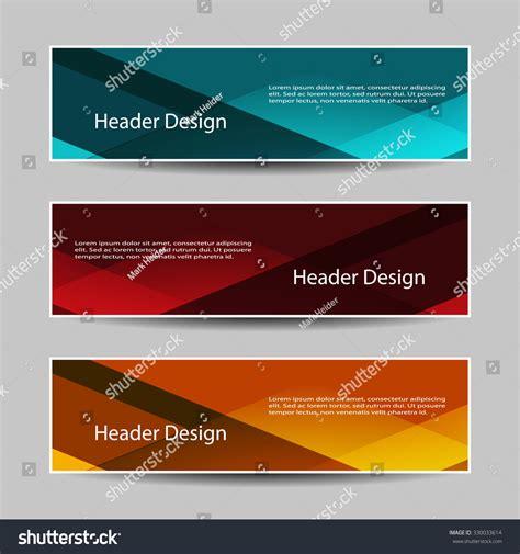 header graphic design definition header designs stock vector 330033614 shutterstock