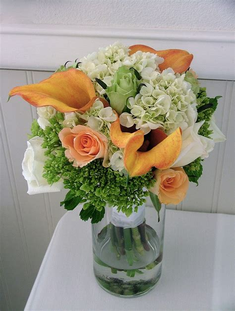 cut flowers - Cut Flowers Wedding Bouquet