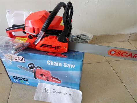 Gergaji Mesin Chainsaw jual beli chainsaw chain saw mesin gergaji kayu pohon