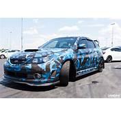 Camo Wrap Digital Or Traditional  Subaru Impreza WRX