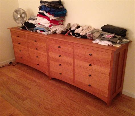 16 drawer dresser cherry quot prairie quot 16 drawer dresser boulder furniture arts