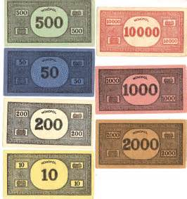 monopoly money colors monopoly money 500 related keywords suggestions