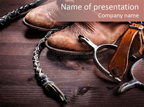 Powerpoint Templates Free Western Images Powerpoint Template And Layout Western Powerpoint Template
