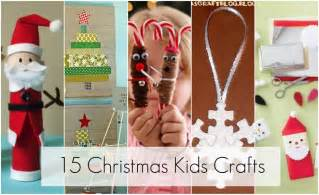 Christmas Decorations For Children To Make At Home by Creative Christmas Crafts To Make At Home Homesfeed