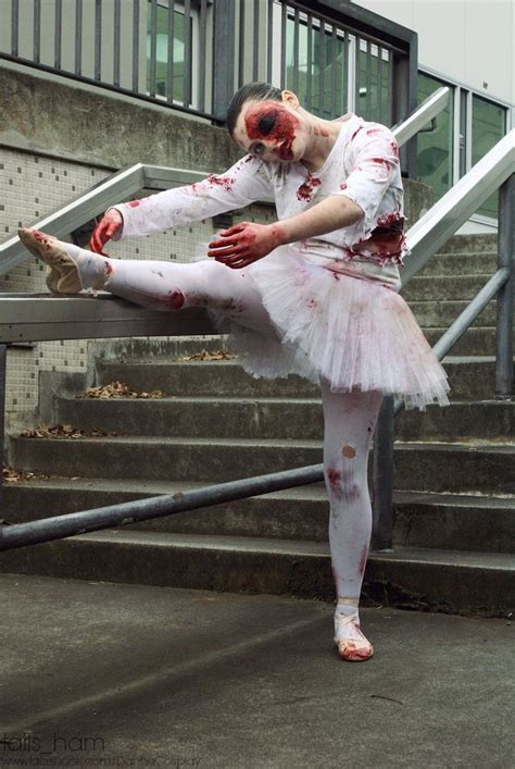 zombie ballerina tutorial zombie ballerina quot stretch quot by tails ham deviantart com