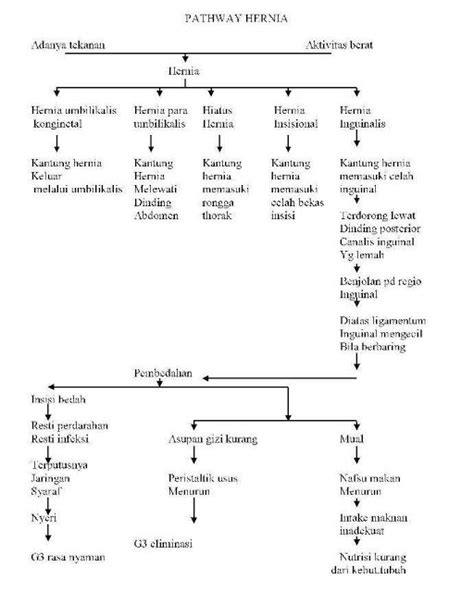 format askep apendisitis pathway hernia teguh subianto