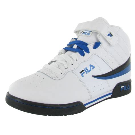 fila shoes fila 96 mens basketball shoes sneakers grant hill gray