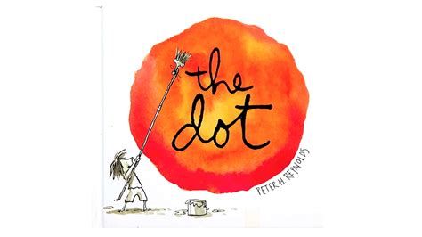 the dot picture book the dot by