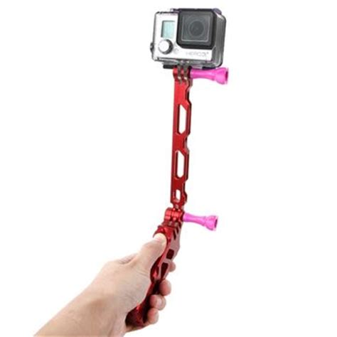 Tongsis Mount Gopro Tongsis Xiaomi Yi Smartphone 5 tmc tactical style stand grip extender set for gopro
