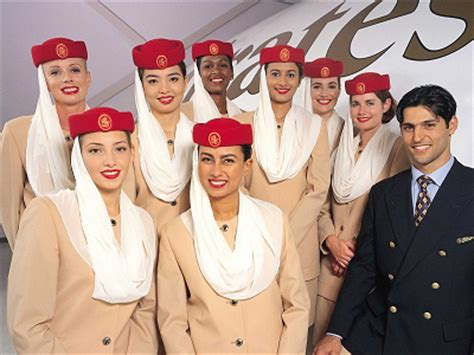 Emirates Cabin Crew Salary 2014 by