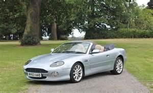 2003 Aston Martin Db7 Vantage Preloved 2003 Aston Martin Db7 Vantage Volante For Sale