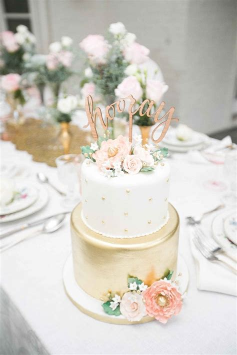 easy bridal shower dessert ideas 2 15 cake topper ideas for your engagement cake beau coup