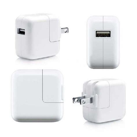 apple iphone 5 wall charger 12w usb wall charger for apple mini 2 3 4 air iphone
