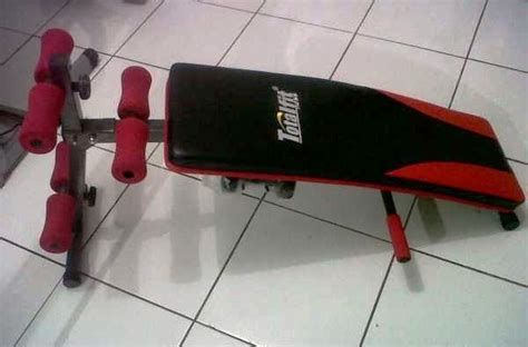 Murah Total Fitness Alat Fitness Sit Up Bench Total New Model Jual Alat Fitnes Sit Up Bench Total Fit Home Fitness