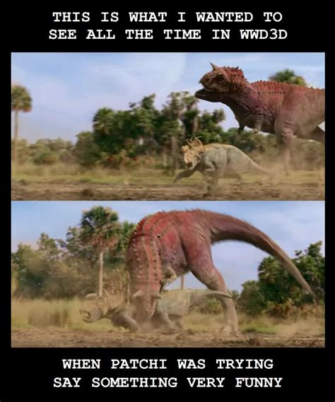 Walk The Dinosaur Meme - meme time walking with dinosaurs 3d by titanlizard on