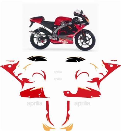 Yamaha Aerox Sticker Set by Yamaha Aerox Stickers Motorcycle Parts Accessories Ebay