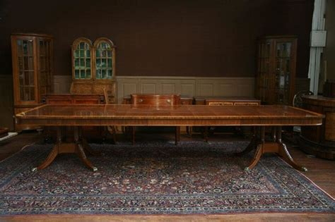 12 foot dining room tables henredon aston court 12 foot dining room table aston ct 3