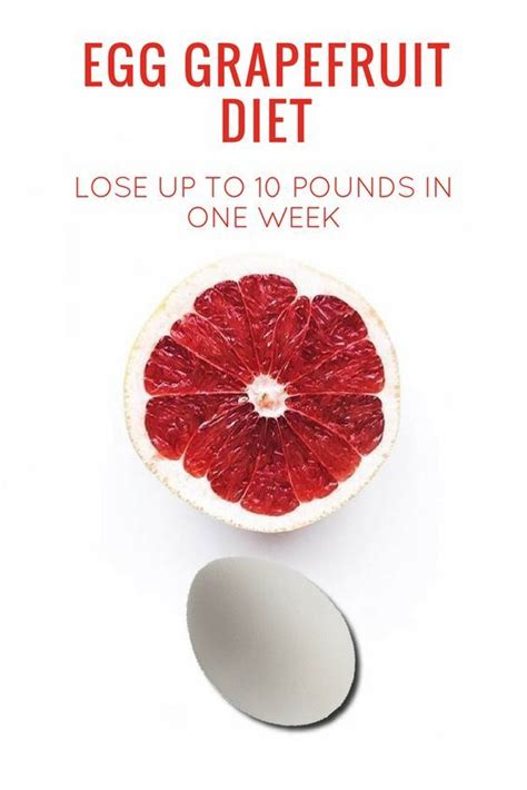 Detox Drink Lose 10 Pounds In A Week by 17 Best Ideas About Grapefruit Diet On Diet