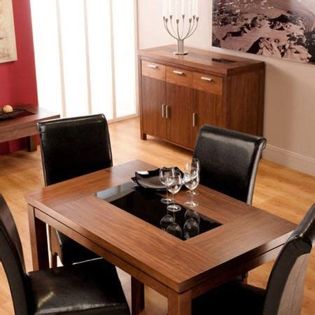 Nevada Dining Table And Chairs World Furniture Nevada Small Walnut Dining Table Chairs Not Included Furniture123