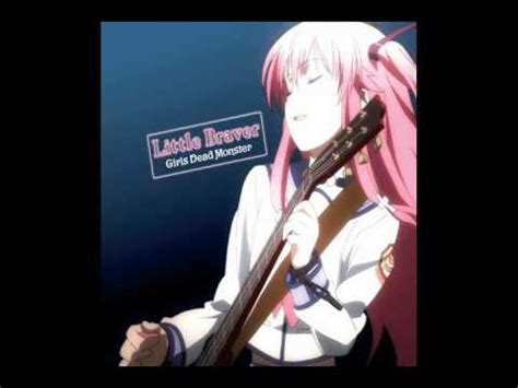 anime music spotlight angel beats girls dead monster