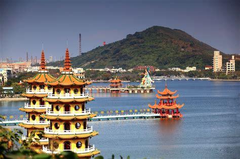 lotus lake kaohsiung taiwan 7 days taipei taiwan tour