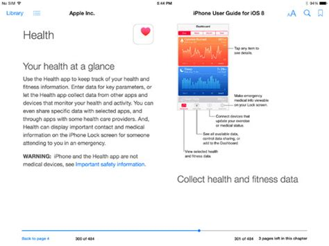 apple s official iphone and ipad user guide for ios 8 now